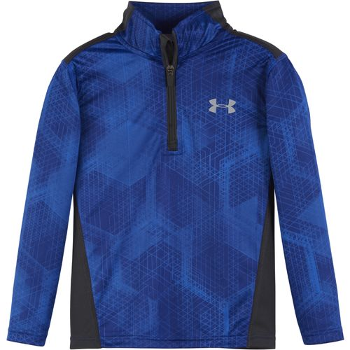 Under Armour™ Boys' Hexiscope 1/4 Zip Pullover