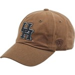 Top of the World Men's University of Houston Bark Cap