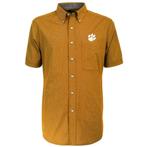 Antigua Men's Clemson University League Dress Shirt