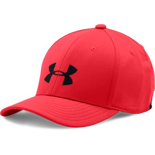 Under Armour Boys' Headline Stretch Fit Cap