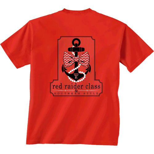 New World Graphics Boys' Texas Tech University Southern Anchor T-shirt