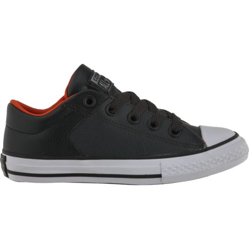 Converse Boys' Chuck Taylor All Star Street Low-Top