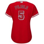 Majestic Women's Los Angeles Angels of Anaheim Albert Pujols #5 Authentic Cool Base Jersey