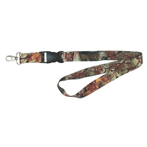 NCAA Texas A&M University Realtree Xtra® Lanyard