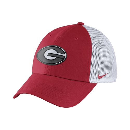 Nike Men's University of Georgia Heritage 86 Trucker Cap