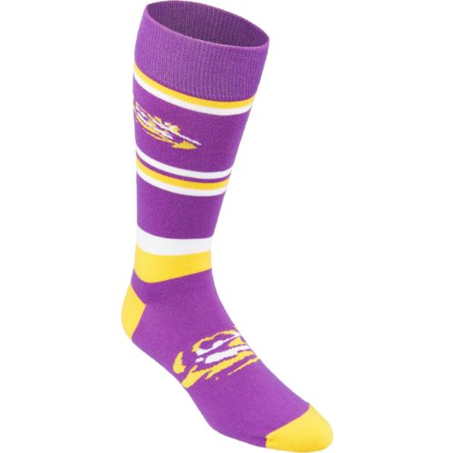 For Bare Feet Men's Louisiana State University Dress Socks
