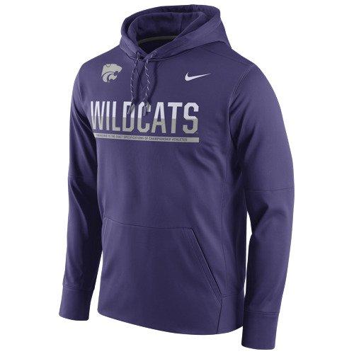 Nike™ Men's Kansas State University Circuit Pullover