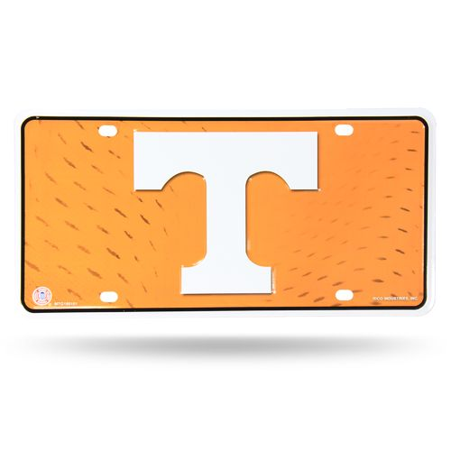 Rico University of Tennessee Metal Auto Tag