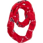 Forever Collectibles™ Women's Houston Texans Team Logo Infinity Scarf