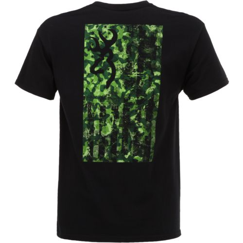Browning Men's Flag Short Sleeve T-shirt - view number 1