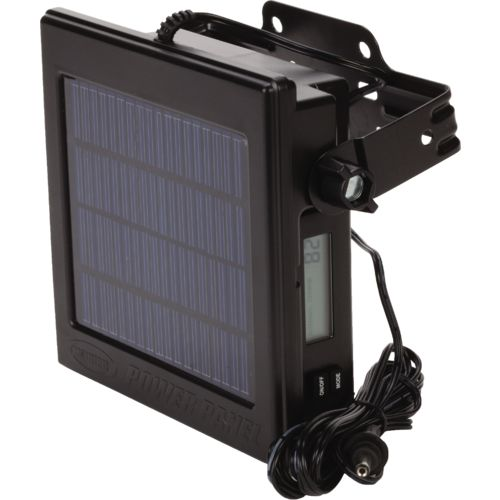 Display product reviews for Moultrie Camera Power Panel External Power Source