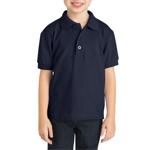 Dickies Boys' Piqué Polo Shirt