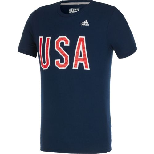 adidas™ Men's USA Block Sport Top