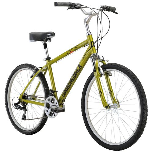 "Diamondback Men's Wildwood Classic 26"" 21-Speed Comfort Bike"