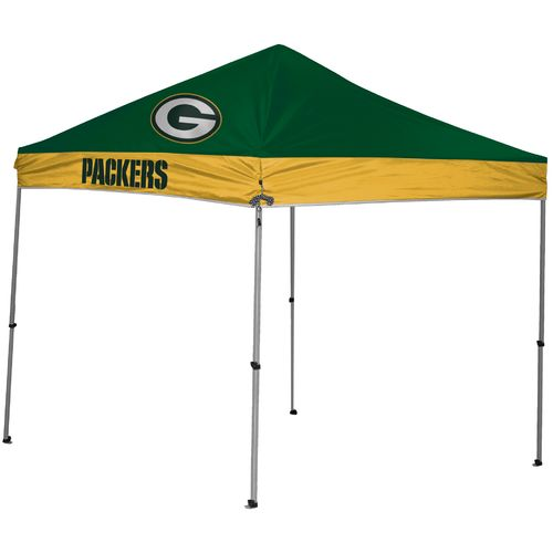 Coleman® Green Bay Packers 9' x 9' Straight-Leg Canopy