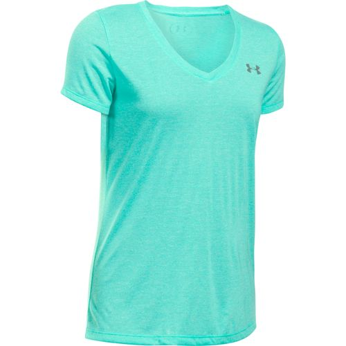 Under Armour™ Women's Threadborne Train Twist V-neck T-shirt