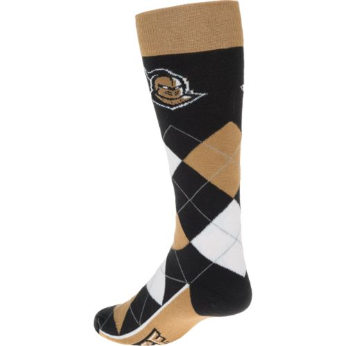 For Bare Feet Unisex University of Central Florida Team Pride Flag Top Dress Socks - view number 2