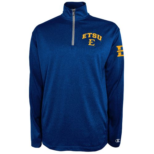 Champion™ Men's East Tennessee State University Victory 1/4 Zip Pullover