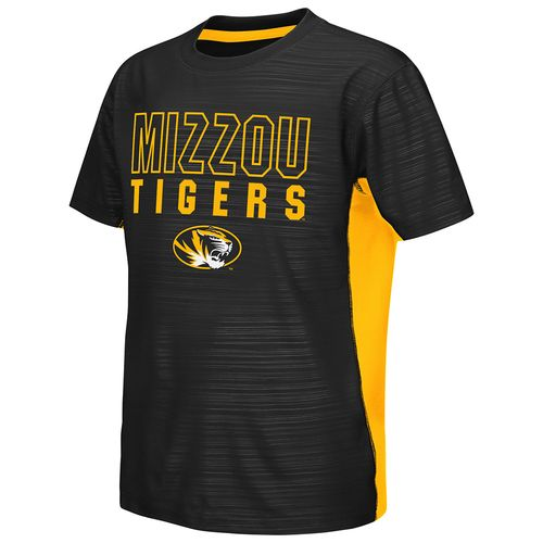 Colosseum Athletics™ Youth University of Missouri In the Vault Cut and Sew T-shirt