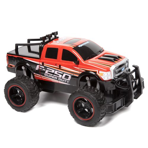 World Tech Toys Ford F-250 Super Duty 1:14 Friction Monster Truck - view number 1