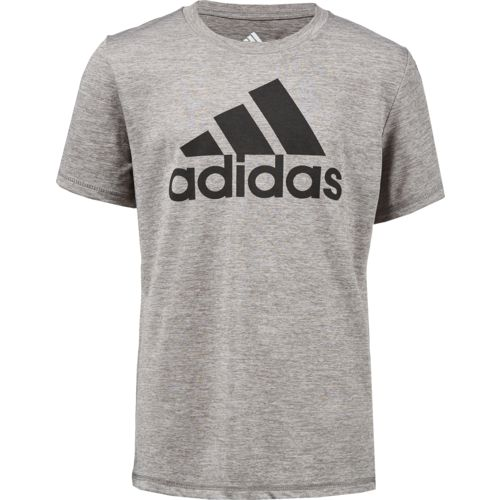 adidas Boys' Logo climalite T-shirt - view number 2