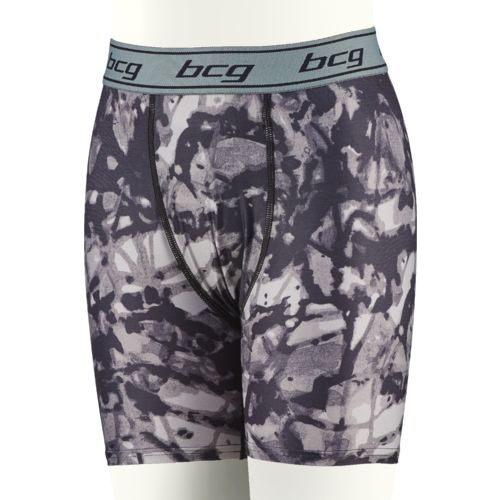 BCG Boys' Printed Compression Training Brief
