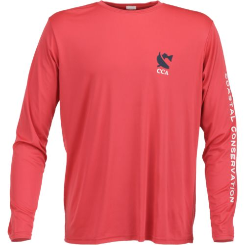 CCA Men's Redfin Conservation Long Sleeve T-shirt