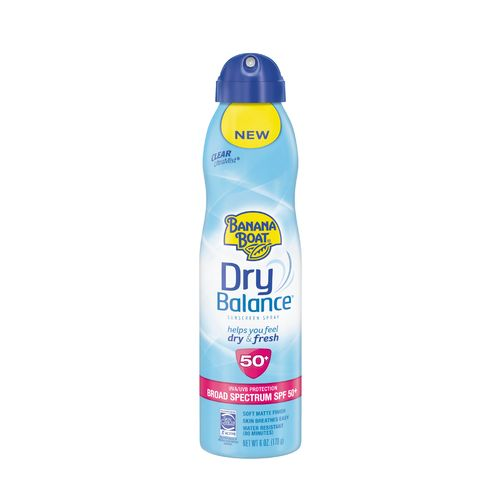 Banana Boat® Dry Balance SPF 50 Sunscreen Spray