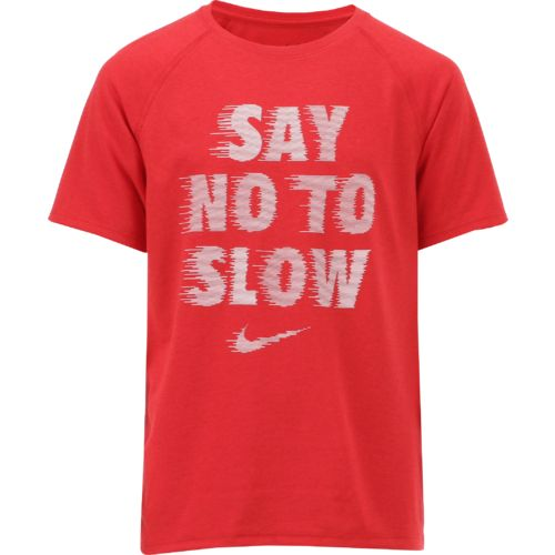 Nike Boys' Say No Dry Training T-shirt