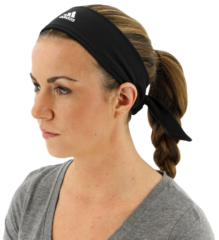 Adidas Women S Tennis Tie Ii Hair Band Academy