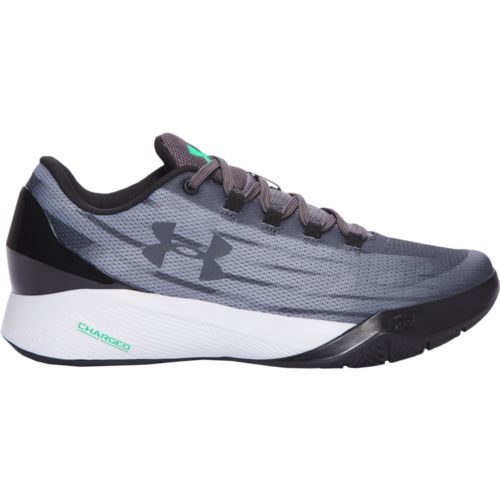 Under Armour Boys' BGS Charged Controller Basketball Shoes