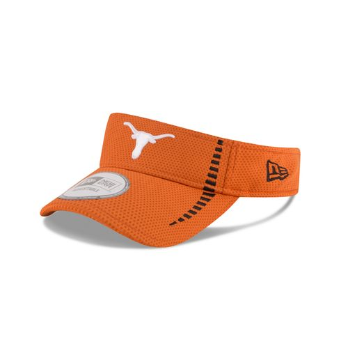 New Era Men's University of Texas Speed Visor - view number 1
