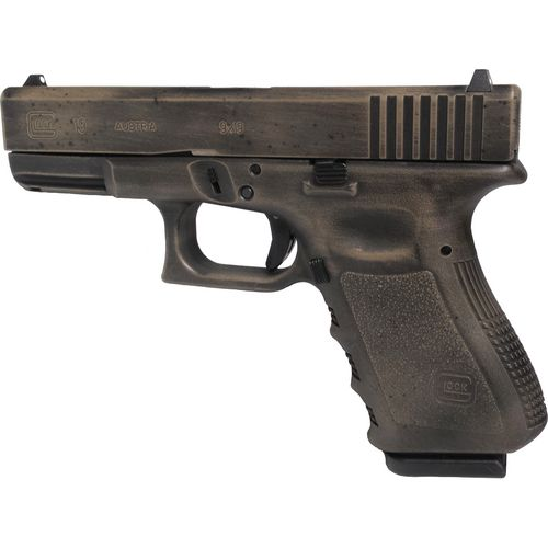 GLOCK Gen 3 US 9mm Pistol with Flat Dark Earth Battle Worn Finish