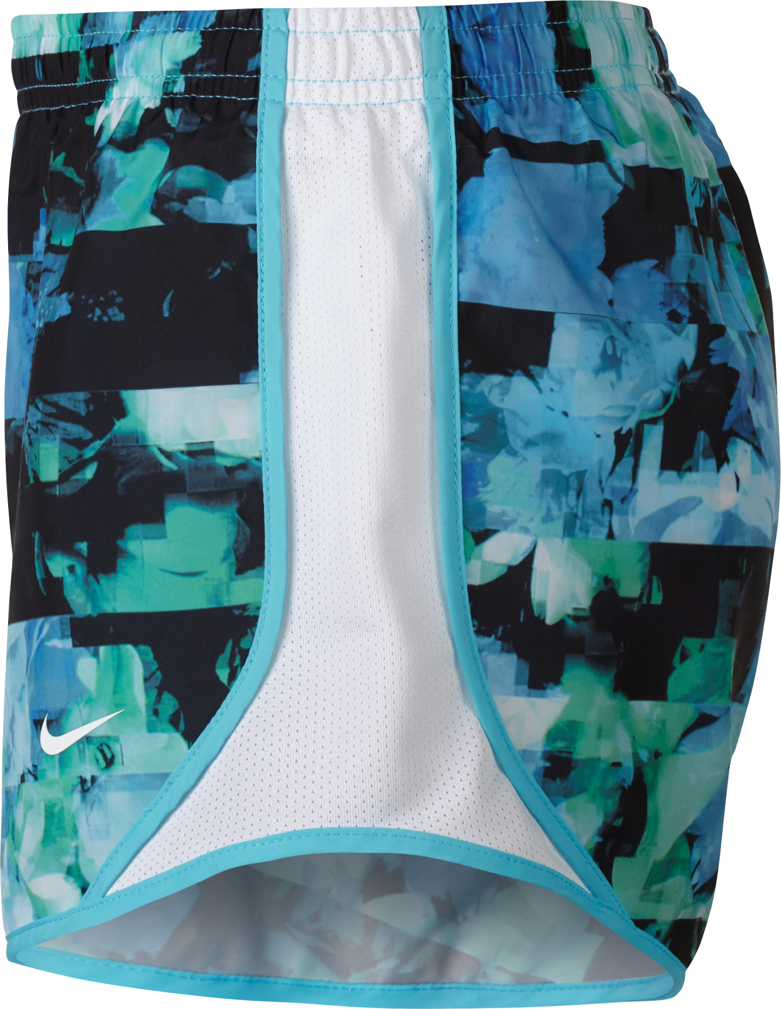 Nike Women's Dry Tempo Printed Shorts - view number 3