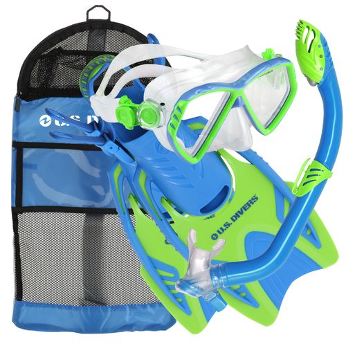 U.S. Divers Kids' Regal Jr. Snorkeling Set