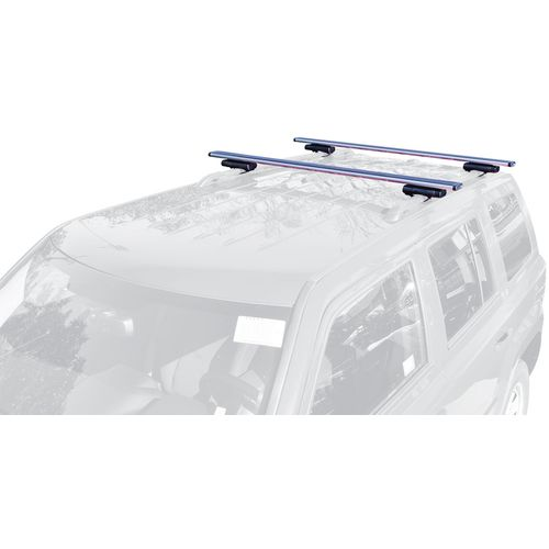 Allen Sports Locking Aluminum Roof Bars - view number 1