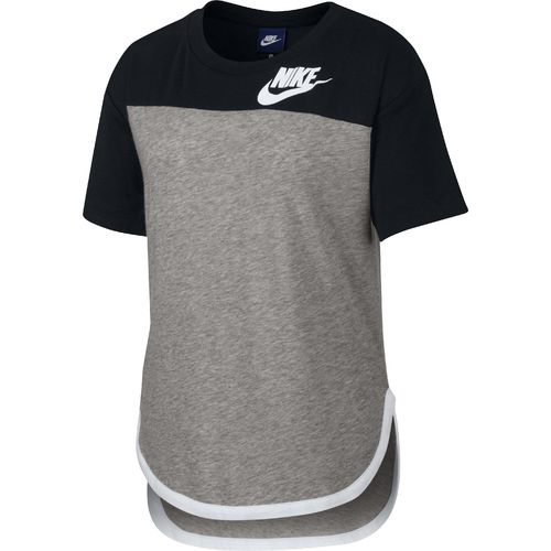 Nike Girls' Prep Short Sleeve Top