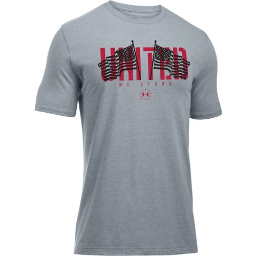 Under Armour Men's USA Freedom United Short Sleeve T-shirt