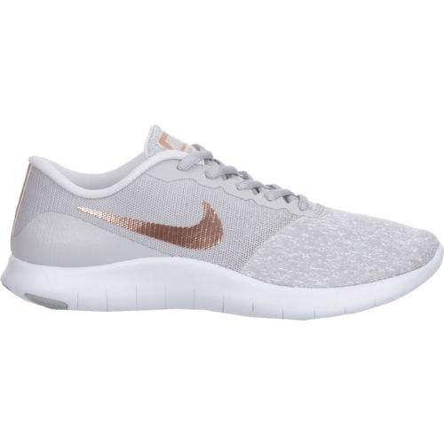 Nike Women's Metallic Flex Contact RN Feel Running Shoes