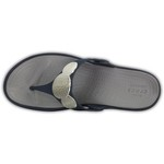 Crocs™ Women's Sanrah Embellished Wedge Flip-Flops - view number 3