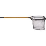 Frabill Power Stow 14 in x 18 in Tangle-Free Micromesh Telescoping Fish Net - view number 1