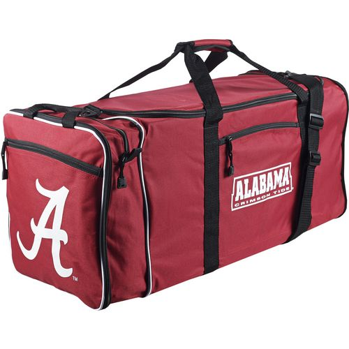 The Northwest Company University of Alabama Steel Duffel Bag