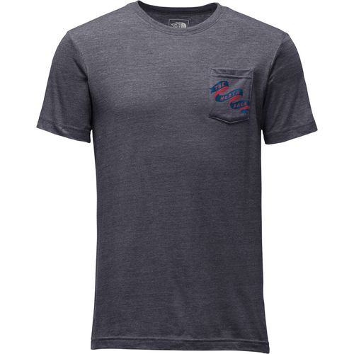 The North Face Men's Americana Short Sleeve Pocket T-shirt - view number 1