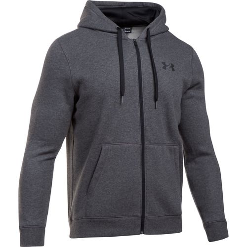 Under Armour Men's Rival Fitted Full Zip Jacket