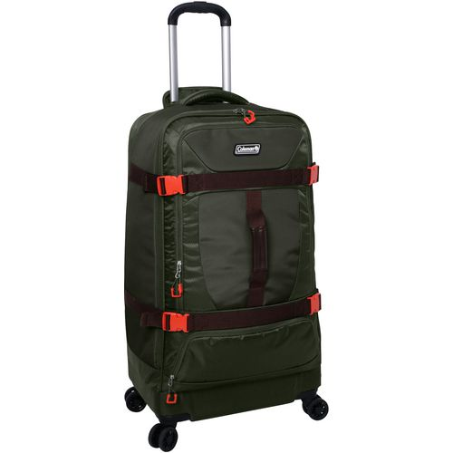Display product reviews for Coleman 22 in Fairmont Upright Suitcase