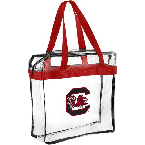 Forever Collectibles University of South Carolina Clear Messenger Bag - view number 1