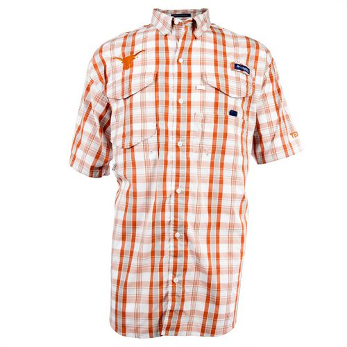 Columbia Sportswear Men's University of Texas Low Drag Offshore Shirt
