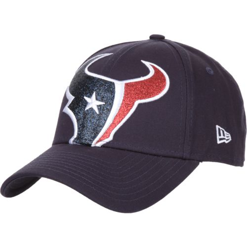 New Era Women's Houston Texans Glitter Glam 9FORTY Cap - view number 2