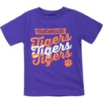 Gen2 Toddlers' Clemson University Watermarked T-shirt - view number 1