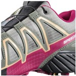 Salomon Women's Speedcross 4 CS Trail Running Shoes - view number 5